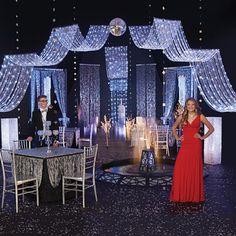 Crystalline Ballroom Complete Prom Theme