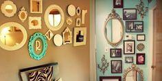 Evinizde kullanacağınız çerçeveleri dekorasyonunuza özel yerleştirin Çerçeve dekorasyonu hakkında bilgi veren bu videoyu izlemenizi tavsiye ediyoruz.