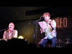 """Ten paciencia conmigo"" César Pop y Quique González 29.09.2015 Sala Galileo Galilei - YouTube"