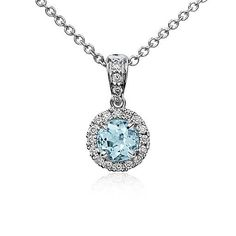Aquamarine Jewelry | Blue Nile