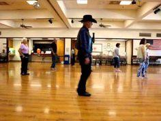 Pon Toon Line Dance Walkthrough - YouTube