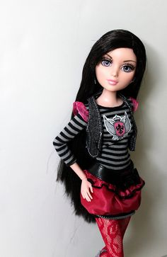Moxie Teenz Tristen, i have this doll! What a beauty :)