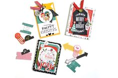 Illustrated Faith CHRISTmas Collection | Various Cards by Amy Heller