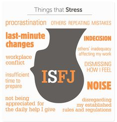 Things that stress an INFJ Istp Personality, Myers Briggs Personality Types, Advocate Personality Type, Personality Psychology, Campaigner Personality, Personality Descriptions, Health Psychology, Psychology Quotes, Pride And Prejudice