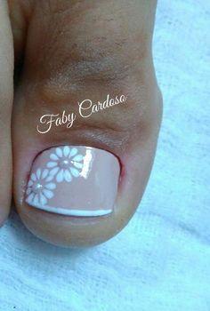 Manicure E Pedicure, Cool Nail Art, Toe Nails, Hair And Nails, Nail Art Designs, Nail Polish, Toenails, Diva Nails, Nailed It