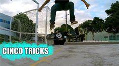 CINCO TRICKS