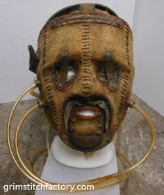 Burn Victim mask Grim Stitch Factory~me likes!