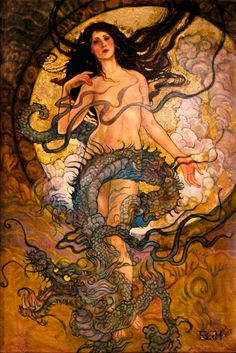 the Art of Rebecca Guay available at the R. Michelson Galleries