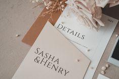 SASHA - INVITATION