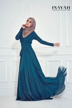 Beautiful ❤ hijab style / Inayah
