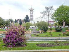 Urban Tour Chile: Plazas de Chile
