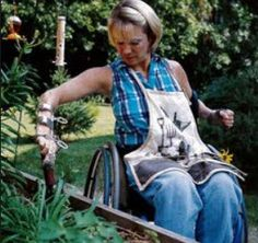 Gardening promotes health. tools help. Accessible ...