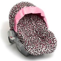 Awesome infant car seat cover.