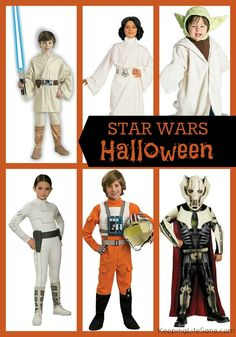 Star Wars Halloween - Keeping Life Sane