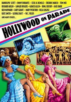 Hollywood on Parade, Volume 1