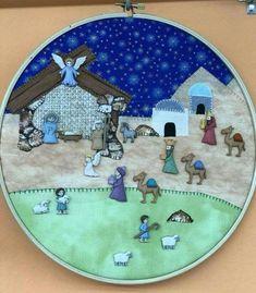 Christmas Duck, Christmas Gifts To Make, Christmas Cross, Christmas Holidays, Christmas Ornaments, Fabric Christmas Decorations, Christmas Fabric, Holiday Decor, Christmas Villages