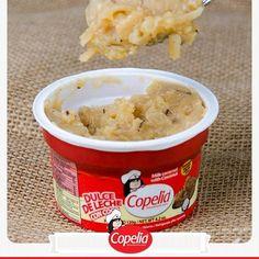 ¿Cómo te gusta más el #DulceDeLecheYCocoCopelia: Frío o caliente? www.alimentoscopelia.com