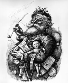 Saint Nicholas Santa's image is based on traditions associated with a 4th century Christian saint, Nicholas of Myrna. A benevolent bearer of gifts under various guises and names including Father Christmas, Sinterklass and Pelz Nicol. (Photo by Hulton Archive/Getty Images)  via @AOL_Lifestyle Read more: https://www.aol.com/article/news/2016/12/12/18-astonishing-places-of-worship-from-around-the-world/21626108/?a_dgi=aolshare_pinterest#fullscreen