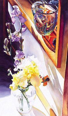 ahhhhh, Paul Jackson, my favorite watercolor artist to date.