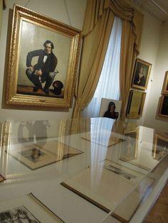 """Museo Revoltella. Mostra """"Trieste semiseria. Parodia, satira, umorismo nella cultura figurativa triestina tra '800 e '900"""""""