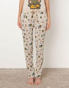 Pantalón Keroppi & Hello Kitty