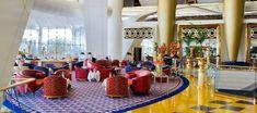 Cada uno de los restaurantes del Burj Al Arab cuenta con un diseño propio inspirado por la cultura oriental