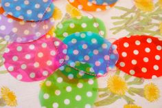 Greedy For Colour: A couple of Easy Easter Projects.
