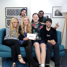Pin for Later: Pentatonix Lifts the Lid on Life on the Pitch Perfect 2 Set
