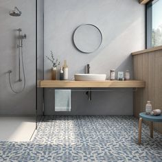 20 Rustic Bathroom Vanity Ideas that are Simply Unforgettable - Site Home Design Bathroom Red, Modern Bathroom, Small Bathroom, Master Bathroom, Eclectic Bathroom, Bathroom Sinks, Bathroom Cleaning, Contemporary Bathrooms, Bad Inspiration