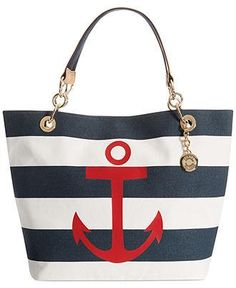 Get into ship shape with the season's newest nautical accessories, only on mblog.macys.com