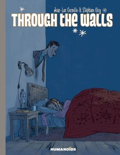 Zainab reviews Jean-Luc Cornette & Stephane Oiry's THROUGH THE WALLS here: http://forbiddenplanet.co.uk/blog/2012/review-through-the-walls/    Like the sound of it? Get it for £15.53 (31% off!) in the FP International webstore today: http://www.forbiddenplanet.co.uk/index.php?main_page=product_music_info_id=71890