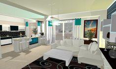 Design interior living casa clasica in Constanta - Studio design interior Interior Design Studio, Blog Design, Loft, Living, Bed, Furniture, Modern, Home Decor, Interiors