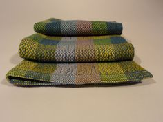 dish towel, handwoven