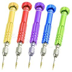 OOTDTY OOTDTY 1 set 5 in 1 Pentalobe Repair Screwdriver Set For iphone 6G 5/5S/5C 4/4S Samsung Nokia