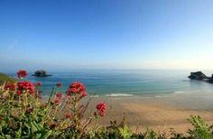 Portreath Beach, Cornwall