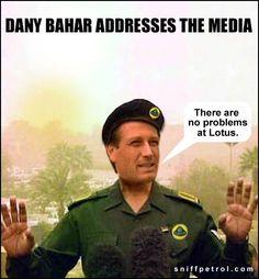 Dany Bahar - Lotus CEO