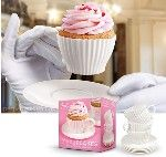 TeaCupCakes - Silicone Cupcake Moulds