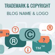 How to Trademark and Copyright Your Blog's Name & Logo Intangible Asset, Blog Names, Name Logo, Learning, Business, Blogging, Wordpress, Board, Studying