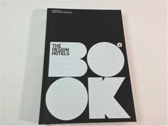 Annons på Tradera: Coffe Table Bok, The Design Hotels Book
