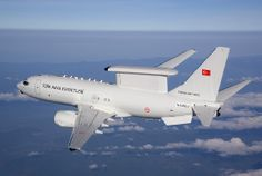 Boeing Delivers 2nd Peace Eagle Aircraft to Turkey