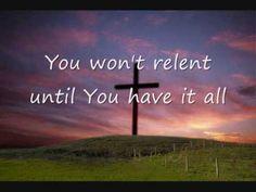 You Won't Relent- Misty Edwards  {<3JosephRestored2meDaresay<3Meant2be<3InJESUS*Amen}