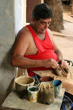 Arrtesania en  Cuba