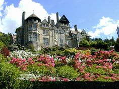 Cragside house and gardens was the home of Lord Armstrong the Victorian inventor and landscape genius. Cragside sits on a rocky crag high above Debdon Burn, crammed with ingenious gadgets, it was the first house in the world lit by electricity.