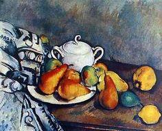 cezanne still life | Impressionists Part VII