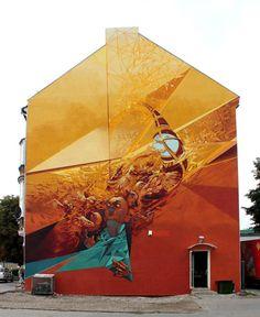 Mural by Robert Proch