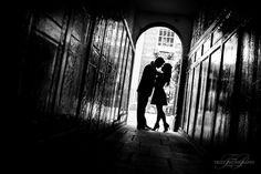 Engagement Photos taken in London by Truly Photography.
