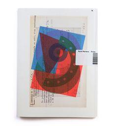 Karel Martens / Prints  | Roma Publications  (Via Typetoken.net)