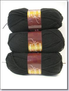 Style Craft Special DK Black 1002