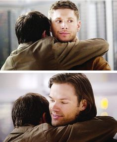 9x21 King Of The Damned- Hugs for everyone!
