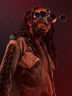 Les Portraits fantastiques de Oborne Macharia (13)
